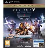 Destiny The Taken King Edicion Legendaria Ps3 Digital