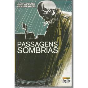 Hellblazer Passagens Sombrias C/peq Dano Bonellihq Cx340 F18