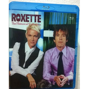 * Bluray Duplo Roxette Historical Collection - Frete Grátis