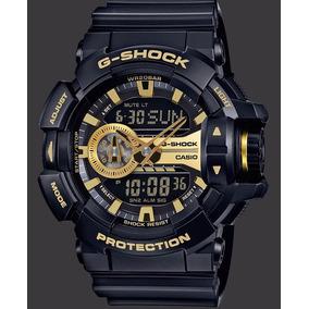 f448d60b7df G Shock Dourado - Relógio Masculino no Mercado Livre Brasil