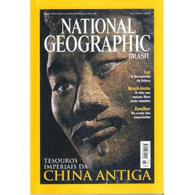 Revista National Geographic Brasil - Outubro De 2001