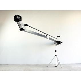 Grua P/ Filmagem Gazjib Standard - Camcorders E Dslr - 2,4m