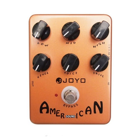 Pedal Guitarra American Sound Joyo