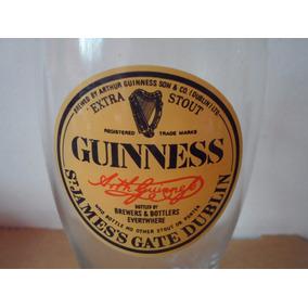 Vaso Cerveza Guinness Beer Irish Souvenir Irlanda Europa Bar