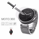 Película Vidro Moto 360 9h+ Vidro Temperado