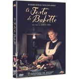 Dvd A Festa De Babette - Original Novo Lacrado