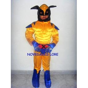 Padrisimo Disfraz De Wolverine Disfraces Regalo Para Niños b8c3fb681b5f