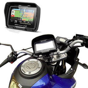 Gps Moto Igo 8.3 Amigo Motocicleta Com Navegador Original Nf