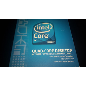 Procesador Intel I7 920 2.66 Ghz 8mb De Cache!
