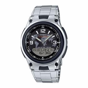 35016a1c009 Caixa Relogio Casio Aw 80 Illuminator - Relógios De Pulso no Mercado ...