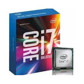 Processador I7 7700k (até 4.5ghz, 8mb Cache) Box Lga 1151