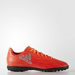 2cc747aaf8109 Botines Adidas X 16.4 Rojo - Botines en Mercado Libre Argentina