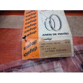 Anel De Segmento Corcel 1.4 Medida 0.50