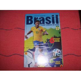 Posters Do Brasil Copas Do Mundo 58, 62, 70, 94, 2002, 2014
