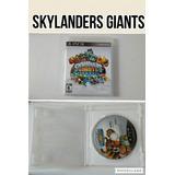 Video Juego Skylanders Ps3 Juego En Cd Original Sony Dvd