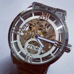84fc6522179 Relogio Esqueletos Automatico Mce - Relógios no Mercado Livre Brasil