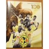 Set Completo Panini Club America Centenario 100 Años