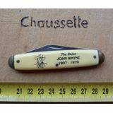 Frost Falcon John Wayne Canivete Original U.s.a. Anos 80