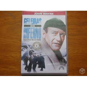 Dvd Filme Geleiras Do Inferno - Frete R$ 13,00