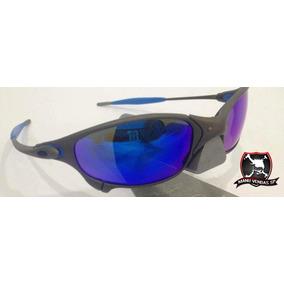 935f2cd0f7f38 Lentes De Contato-fluorescente Glow Blue Sol Oakley Juliet - Óculos ...