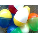 100 Capsulas O Esferas De 2 Pulgadas Huevo De Pascua