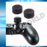 Joystick Ps4 Ps3 Xbox One Protector Silicon Kit 2 Unidades
