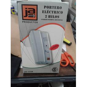 Kit Portero Electrico