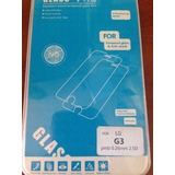 Cristal Glass Para Lg G3 Technosystems