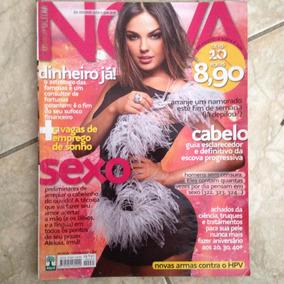 Revista Nova Ano 37 8 2009 Dinheiro Já - Isis Valverde