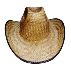 30 Sombrero Vaquero Palma Economico Batucada Fiestas Bodas