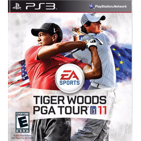 Tiger Woods Pga Tour 11 Lacrado Ps3