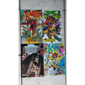 Lote Com 20 Gibis Diversos X Man Batman Hq Quadrinhos