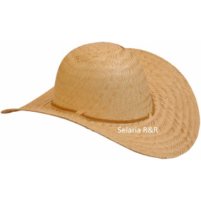 3eca63ea82017 Chapeu Palha Caranda - Chapéus para Masculino no Mercado Livre Brasil