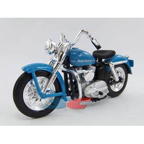 Harley Davidson K Model 1952 1/18 Maisto Série 27