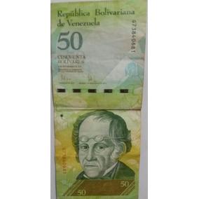 Pacote Com 3 Cédulas E 3 Moedas De Bolívar Venezuelano.