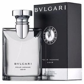 Perfume Bulgari Pour Homme Soir -- 100ml -- Original
