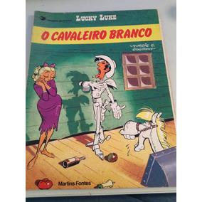 Lucky Luke O Cavaleiro Branco Martins Fontes Morris 1985