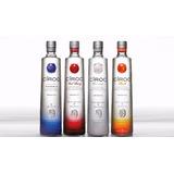 Vodka Ciroc Todos Os Sabores 750ml 100% Original Importada