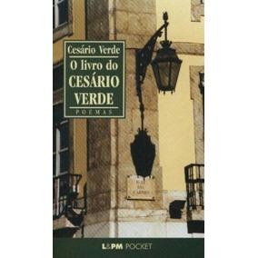 Livro O Livro Do Cesário Verde L&pm