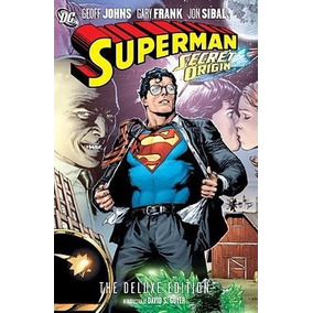 Dc Superman - Secret Origin - The Deluxe Edition - Volume 1