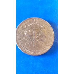 Moeda 1000 Reis 1822 1922