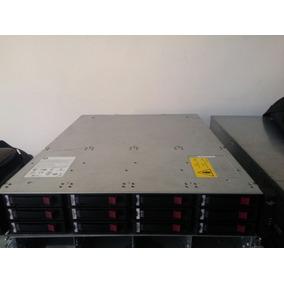 Storage Hp Msa P2000 G3 Sas Msa2000 - Ate 12 X 8tb = 96tb