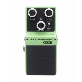 Pedal De Efectos P/guitarra Electrica Valeton Fp-10 Preamp