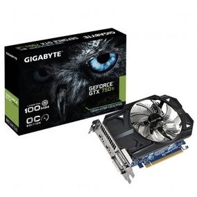 Placa De Vídeo Gigabyte Gtx 750 Ti 1gb Oc