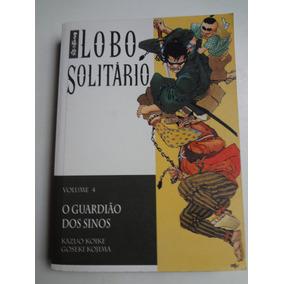 Mangá Lobo Solitário O Guardião Dos Sinos Vol. 4