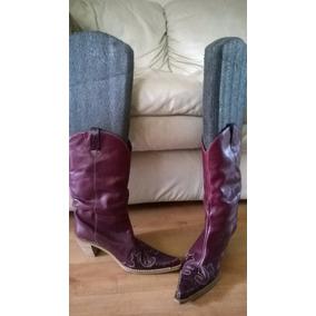 a8b6d385 Botas Vaqueras Mujer Cuero 37 - Vestuario y Calzado en Mercado Libre ...