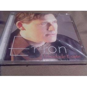 Cd Erlon Felicidade Existe -lacrado De Fábrica- Line Records