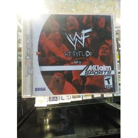 Wf Attitude Get It Dreamcast (m)