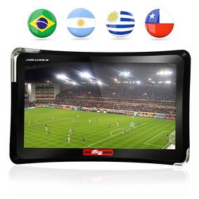 Gps Automotivo Guia Quatro Rodas 7.0 Tv Digital Mtc4761