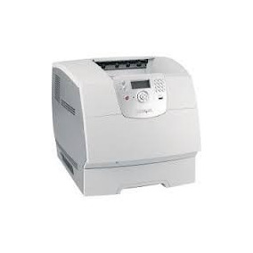 Impressora Lexmark T644n Rede E Usb Com Toner- Amdx Agradece